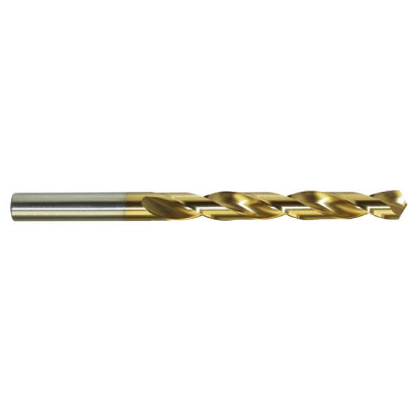 5.0 mm Metallbohrer HSS-TiN DIN 338 Typ N